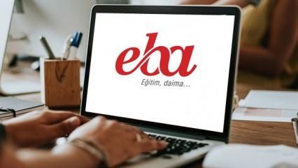EBA TV 30 Mart - 3 Nisan ders programı yayınlandı mı? Salı günü hangi dersler var?