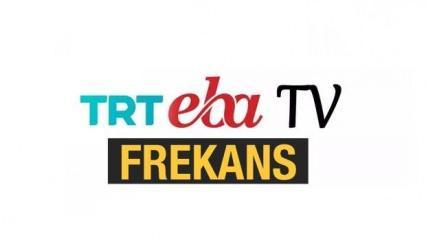 EBA TV frekans ayarı nasıl yapılır? Uzaktan eğitim EBA TV canlı takip etme!