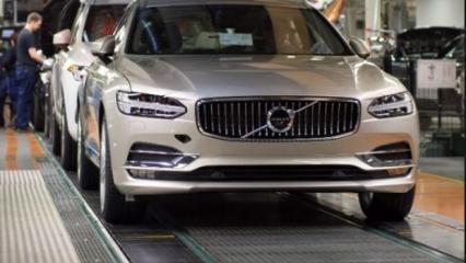 Volvo Car Çin'de 4 fabrikayı yeniden açıyor!