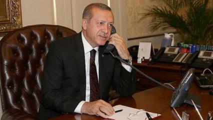 Yazdığı köşe yazısı ses getirdi! Cumhurbaşkanı Erdoğan arayıp bizzat teşekkür etti