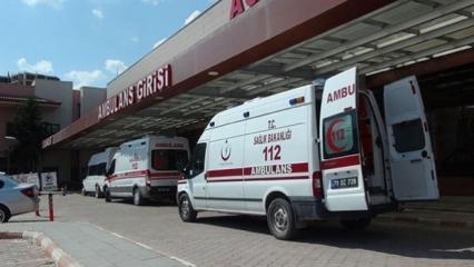 Yüksek ateş şikayetiyle giden polis hastanede öldü