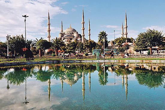 istanbul minare ile ilgili görsel sonucu