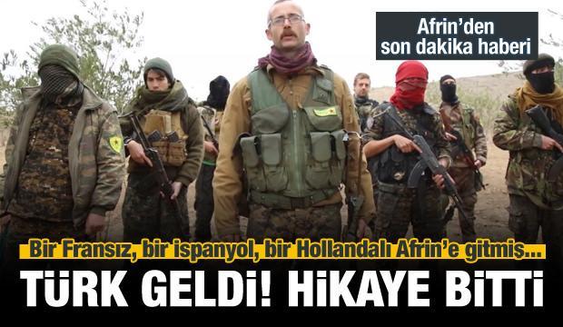 Afrin'deki yabancı teröristlerin lideri öldürüldü