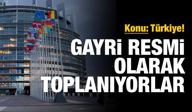 27 ülke, Türkiye için gayri resmi toplanacak