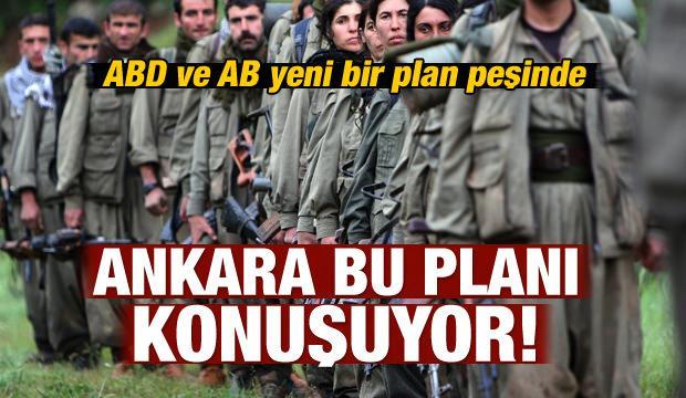 Ankara'nın konuştuğu plan: PKK'nın tasfiyesi