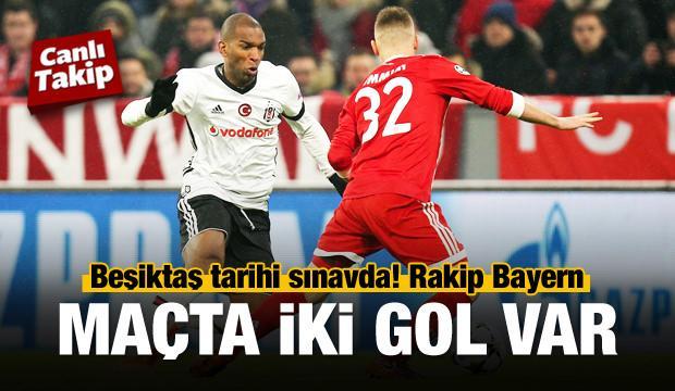 Maçta iki gol ve kırmızı kart!