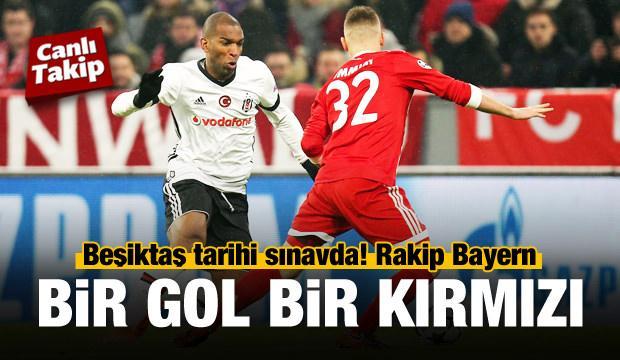 Maçta tek gol ve kırmızı kart!