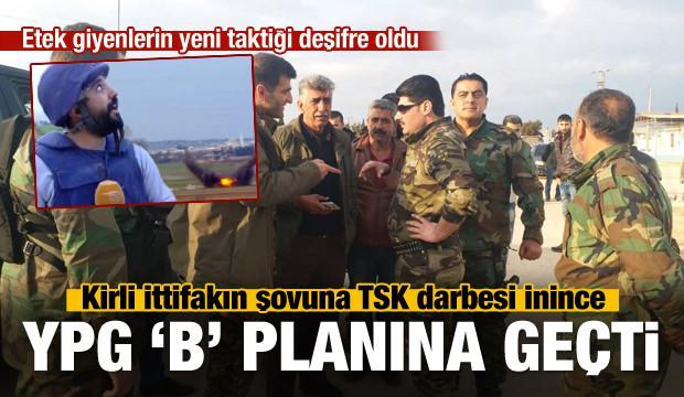 PKK'nın planı bozulunca B planı devreye girdi!