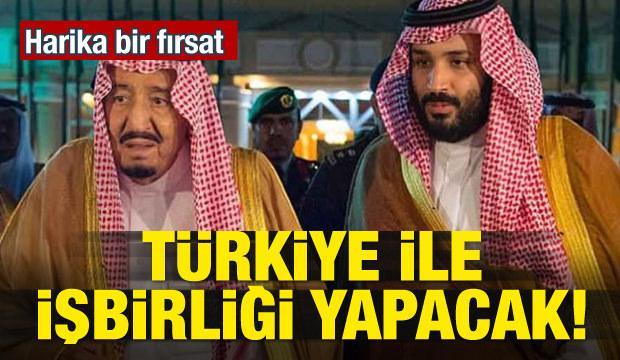 'S.Arabistan Türkiye ile işbirliği yapacak'