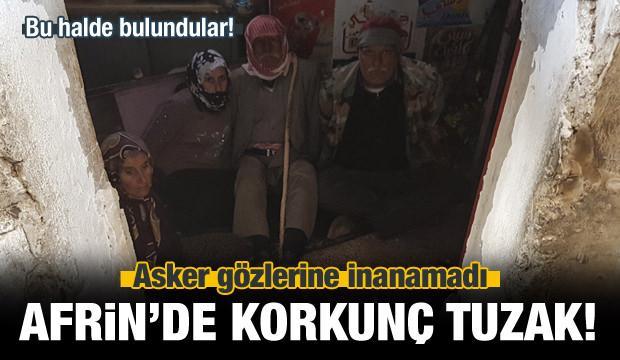 Terör örgütü YPG'den korkunç tuzak!