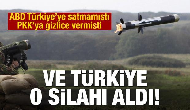 Ve Türkiye ABD'den o silahı aldı