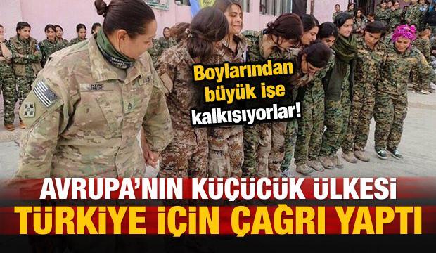 Avrupa'nın küçücük ülkesi Türkiye için çağrı yaptı