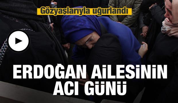 Erdoğan'ın kuzeni son yolculuğuna uğurlandı