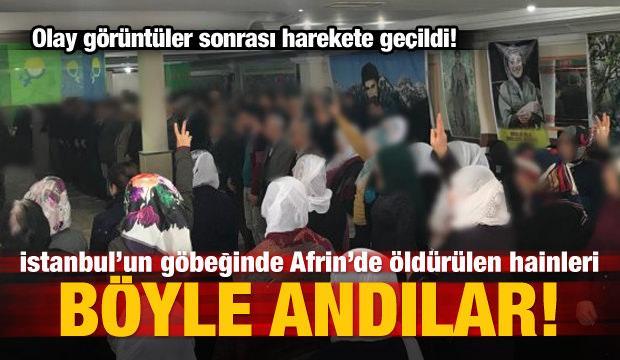 İstanbul'da öldürülen teröristleri böyle andılar