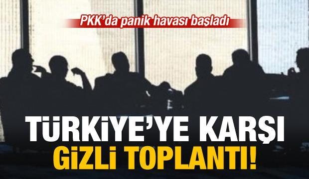 ABD ve PKK'da panik havası başladı!