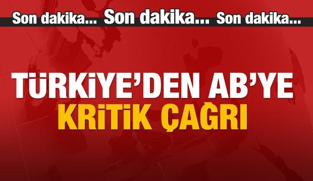 Bakan Çavuşoğlu'ndan vize açıklaması