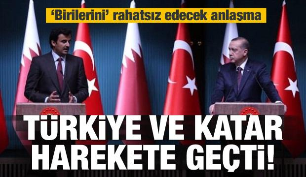 Türkiye ve Katar'dan yeni anlaşma