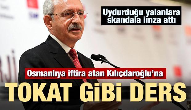 Kılıçdaroğlu'nun iftirasına tokat gibi gerçekler