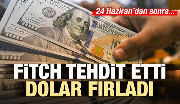 Dolarda yükseliş hızlandı! 4.65'i gördü