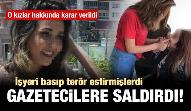 Türkiye'nin konuştuğu kızlar için karar çıktı!