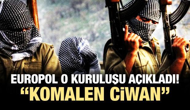 Europol'den itiraf! PKK gerçeğini açıkladılar