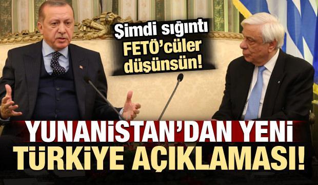 Yunanistan'dan yeni Türkiye açıklaması!