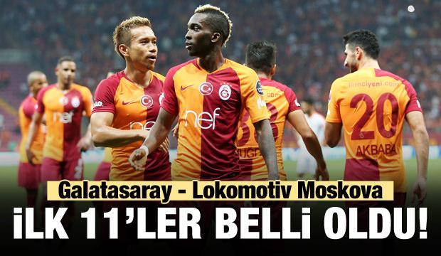 UEFA Şampiyonlar Ligi D Grubu'ndaki temsilcimiz Galatasaray ilk maçında Rusya'nın Lokomotiv Moskova takımıyla karşılaşıyor.
