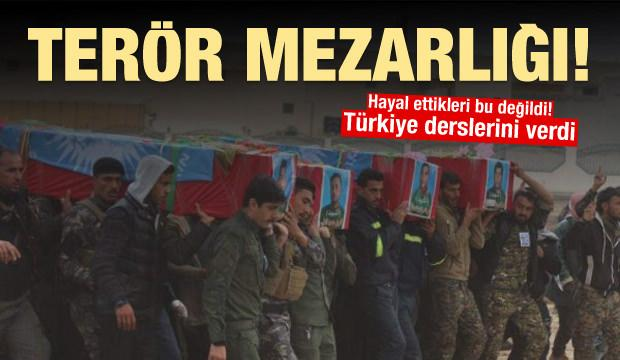 Böyle hayal etmemişlerdi! Türkiye derslerini verdi