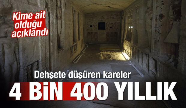 4 bin 400 yıllık mezar bulundu