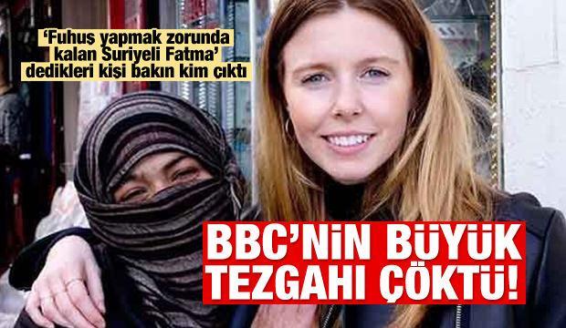 BBC'nin yalanı, gün yüzüne çıktı