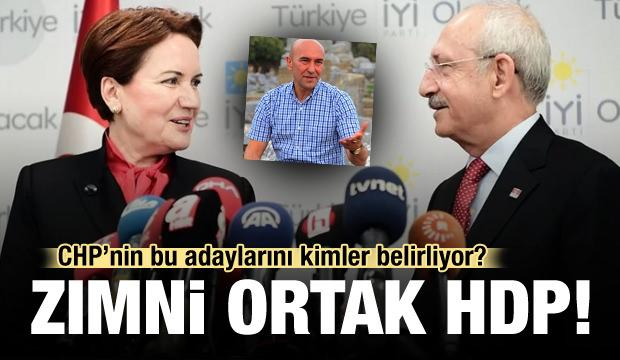 CHP/İP'e zımni ortak HDP