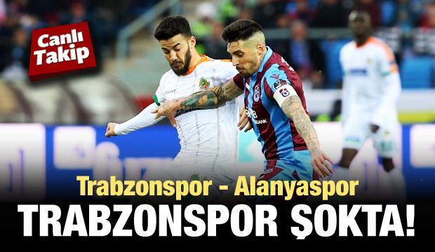 Trabzonsor şokta! CANLI TAKİP