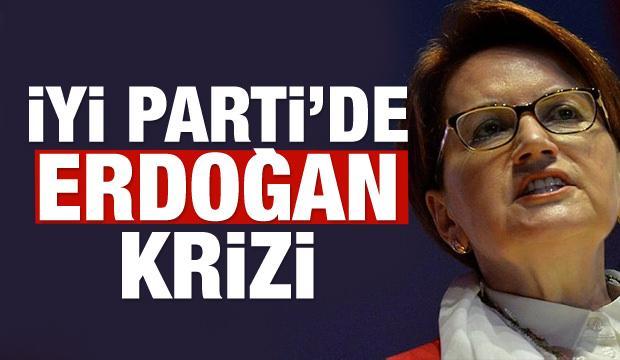 İYİ Parti'de 'Yenikapı' krizi