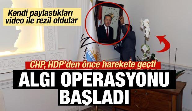 CHP yine algı operasyonuna başladı!