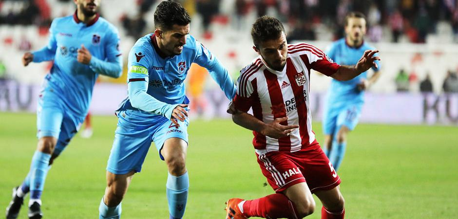 Trabzonspor zorlu deplasmanda! Muhtemel 11'ler