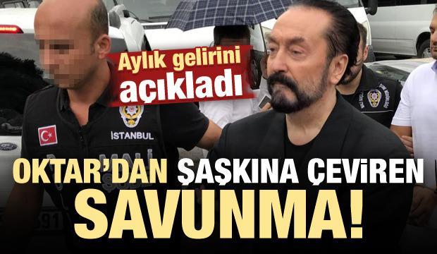 Adnan Oktar'dan şaşkına çeviren açıklamalar!