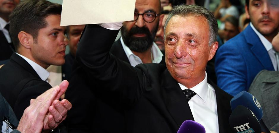 Son dakika! Beşiktaş'ın yeni başkanı belli oldu