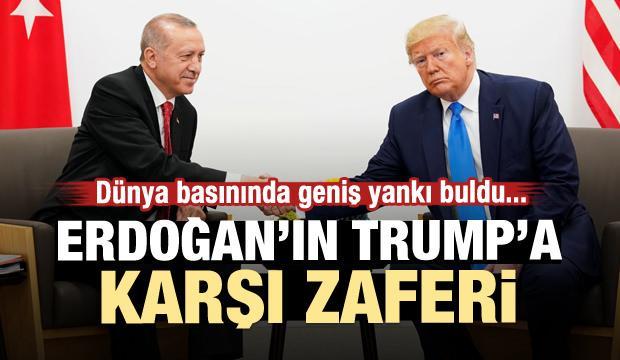 Türkiye-ABD anlaşması dünya basınında! Türkler büyük bir zafer kazandı
