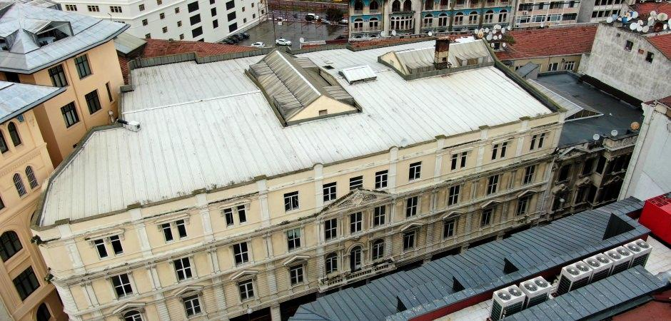 İstanbul'un simge yapılarından... Yeniden ihaleye çıkıyor