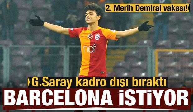 Mustafa Kapı'yı Barcelona istiyor!