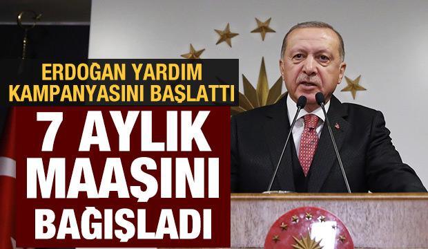 Cumhurbaşkanı Erdoğan'dan son dakika koronavirüs açıklamaları