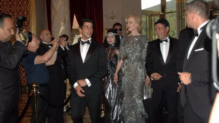 Nicole Kidman 6 saat kaldı 525 bin dolar aldı