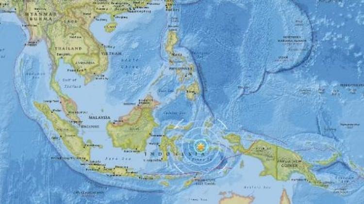 Endonezya'da 6.2 büyüklüğünde yeni deprem 35