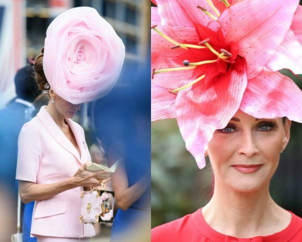 Royal Ascot 2018'in efsanevi şapkaları 74