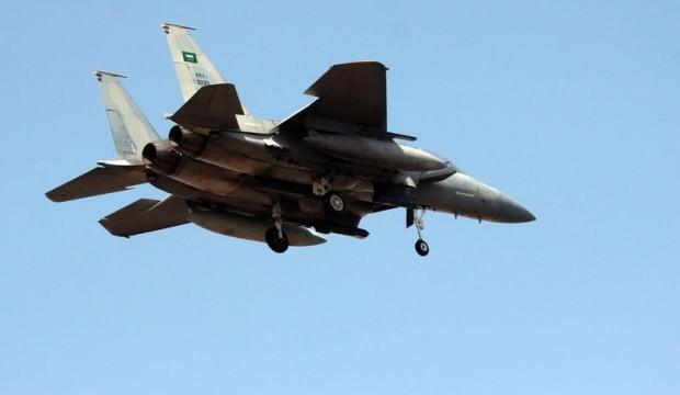 ABD, Yemende savaşan Suudi uçaklarına yakıt vermeyecek 35
