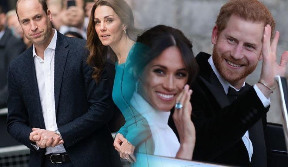 İngiliz Kraliyet Sarayında şoke eden ayrılık