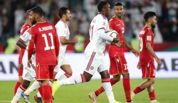 Birleşik Arap Emirlikleri: 1 - Bahreyn: 1 MAÇ SONUCU