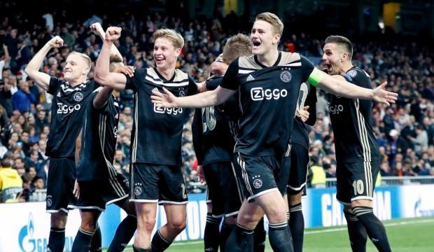 Ajax Juventus Twitter: Ajax'tan Juventus Itirafı!