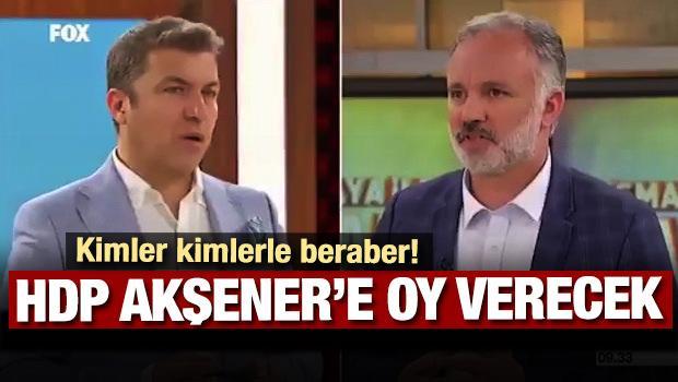 Bilgen açıkladı: HDP Akşener'e oy verecek